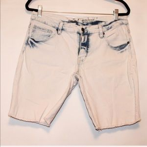 Mossing Bermuda mid-rise shorts  Suze 14/32